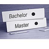 Deal, Studies, Bachelor, Master