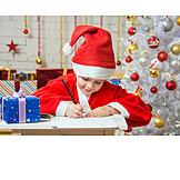 Child, Advent Season, Wish List