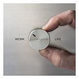 Karriere, Work-life-balance