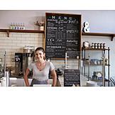 Gastronomie, Café, Einzelhandel, Startup, Angestellte, Barista