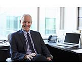 Businessman, Office & Workplace, Confident