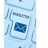 Nachricht, Dienstleistung, Email, Marketing, E-commerce, Newsletter