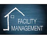 Dienstleistung, Facility Management, Hausverwaltung