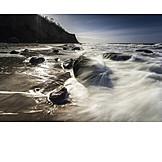Water, Waves, Spray