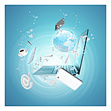 Data, Internet, Strategy, Integration, Business Development, Digitization, Big Data