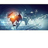 Economy, Network, Globalization