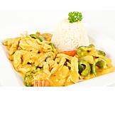 Asian Cuisine, Curry