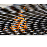 Broiling, Grill, Fire