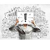 Wirtschaft, Strategie, Management