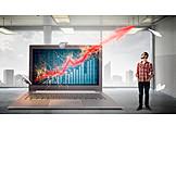 Erfolg & Leistung, Aktienkurs, Durchbruch
