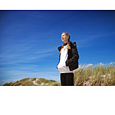 Teenager, Sorglos & Entspannt, Nordsee