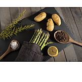 Gemüse, Gewürze & Zutaten, Grüner Spargel