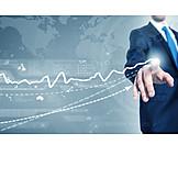 Erfolg & Leistung, Marktwirtschaft, Weltweit, Aufschwung