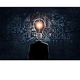 Business, Ideas, Creativity, Innovation, Enlightenment