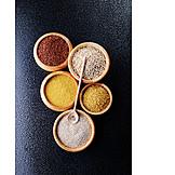 Getreide, Gewürze & Zutaten, Korn