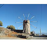 Windmill, Wind