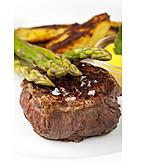 Rindfleisch, Fleischgericht, Filetstück