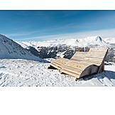 Wellness & Relax, Winterurlaub, Liegestuhl, Wellnessurlaub