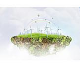 Windenergie, Windrad, Alternative Energie, Klimaschutz, Erderwärmung