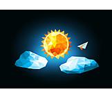 Sun, Weather, Weather