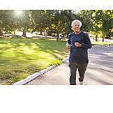Aktiver Senior, Laufen, Jogger