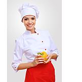Gastronomy, Bell Pepper, Cook