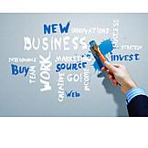 Business, Economy, Keywords