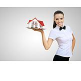 Dienstleistung, Hauskauf, Hausverwaltung