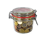 Savings, Coins, Nest Egg