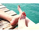 Feet, Summer Vacation