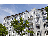Wohnhaus, Altbau, Mehrfamilienhaus
