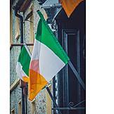 Ireland, National flag, Dublin