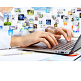Media, Searching, Images, Send, Online, Buying
