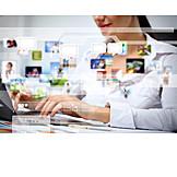 Business, Medien, Internet, Netzwerk, Online, Arbeitsplatz, Kundenservice