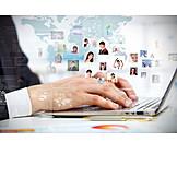 Online, Worldwide, Contact, Mediation, Model Agency