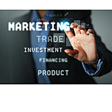 Investment, Deal, Marketing