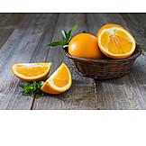 Flesh, Oranges