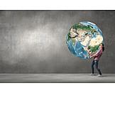 Verantwortung, Engagement, Umweltbewusstsein