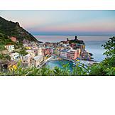 Liguria, La spezia, Vernazza