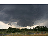 Thundercloud, Supercell, Wallcloud