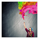 Colorful, Remodeling, Create