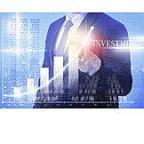 Business, Growth, Stock Exchange, Investment, Winning, Success