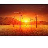 Sunlight, Energy, Wind
