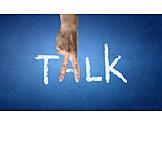 Unterhaltung, Kommunikation, Gespräch