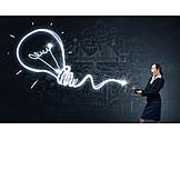 Enthusiastic, Ideas, Idea