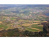 Aerial View, Switzerland