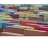 Logistik, Container, Fracht
