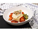 Fish Dish, Cod