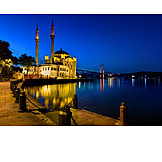 Islam, Mosque, Ortaköy Mosque