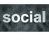 Social Network, Social